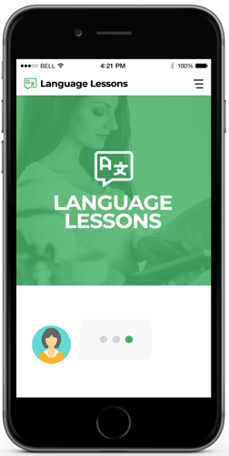 generate more language lesson bookings