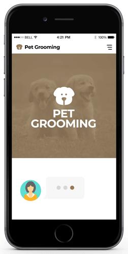 Pet Grooming Bot