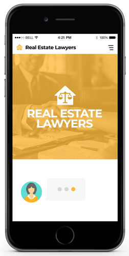 Real Estate Lawyer Chatbot