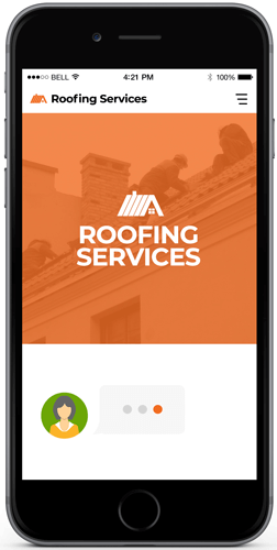 Roofing Services Bot