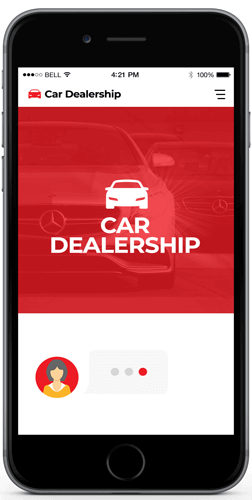 Chatbot Template For Car Dealerships