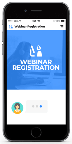 webinar registrations bot