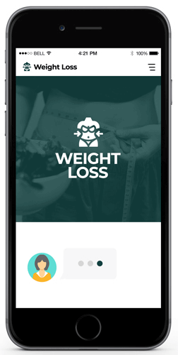 Weight Loss Chatbot