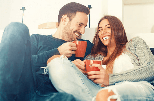 Relationship chatbot example template for ConvertoBot